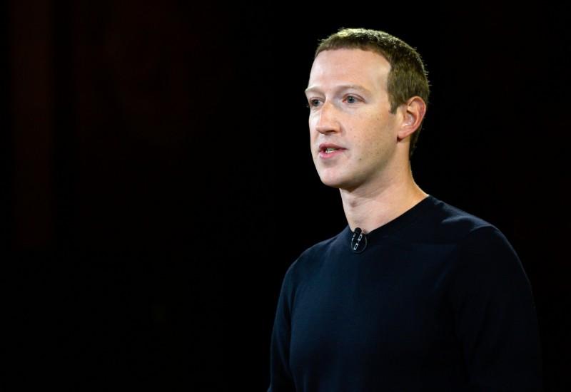 臉書遭廣告商抵制 祖克柏身價縮水2125億