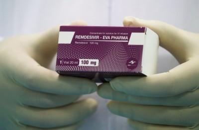 「瑞德西韋」定價公布!武漢肺炎5日療程要價近7萬
