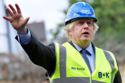 英國經濟怎麼救?首相強生:採「羅斯福新政」投資基建!