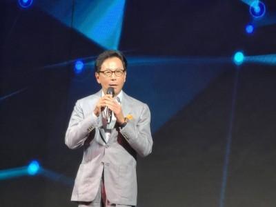 台灣大5G開台 蔡明忠:5G代表無限可能