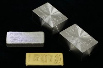 黃金3月亂象蔓延!鉑金、白銀、鈀金市場亦錯亂
