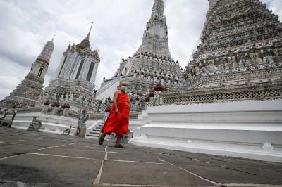 亞洲經濟體中最悲觀!泰國央行料今年GDP萎縮8.1%