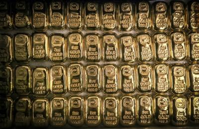 美元走軟 黃金漲至1週高點