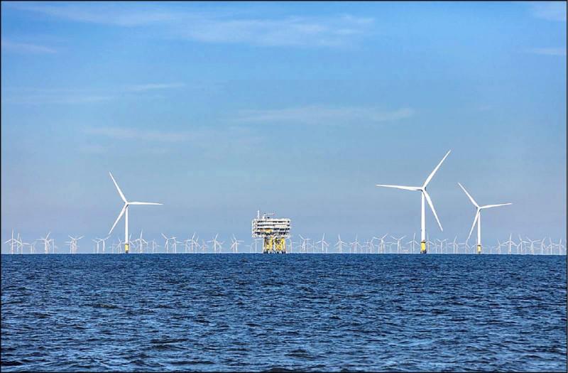 全球最大筆再生能源採購案 台積電包下沃旭風電20年