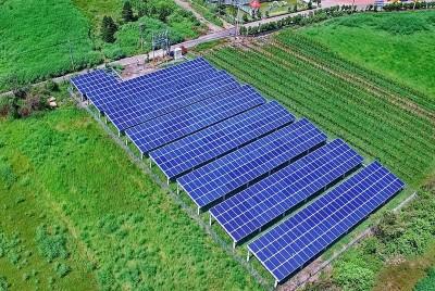 防止農地變綠電  衝擊太陽能產業 TrendForce:預估今年安裝量剩1~1.2GW
