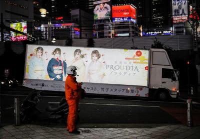 日本夜店、公關店易爆發感染  傳東京將補助換「暫時關店」