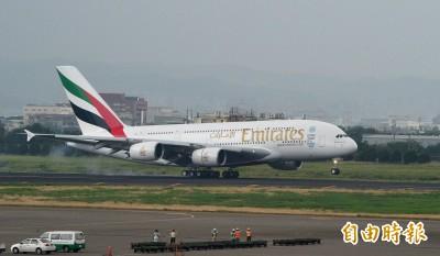 阿聯酋航空擬裁9000人  優先裁A380機師