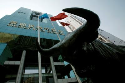 中國股市市值叩關10兆美元之際 出現降溫信號