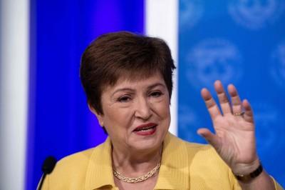 小心!IMF總裁警告:全球經濟尚未脫離困境