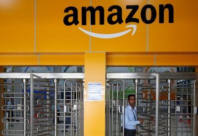 持續抵制中貨? 路透:印度亞馬遜賣家產地標示不清恐受罰