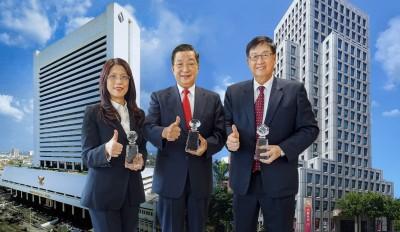 新南向再創新局,兆豐銀與泰國盤谷銀行結盟簽備忘錄