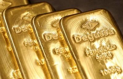 美元轉強 黃金跌至逾1週低點