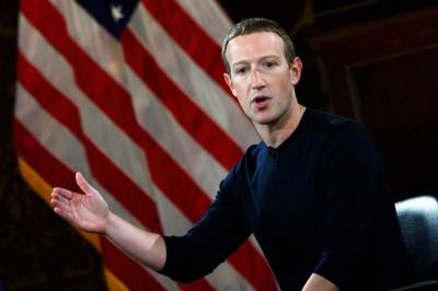 美國疫情狂飆 臉書祖克柏:對川普政府感到失望