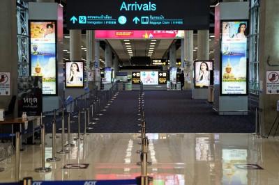 泰央行行長預估:需2年時間外國遊客數才能恢復