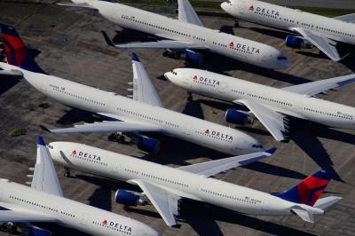 航空需求停滯 達美CEO:商務旅行恐永遠回不到去年水準