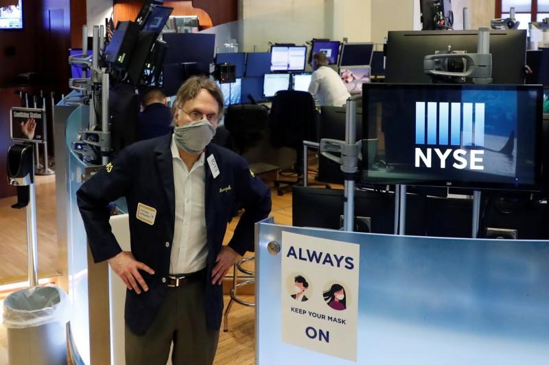 美疫情持續失控 華爾街投資人撤現1.2兆