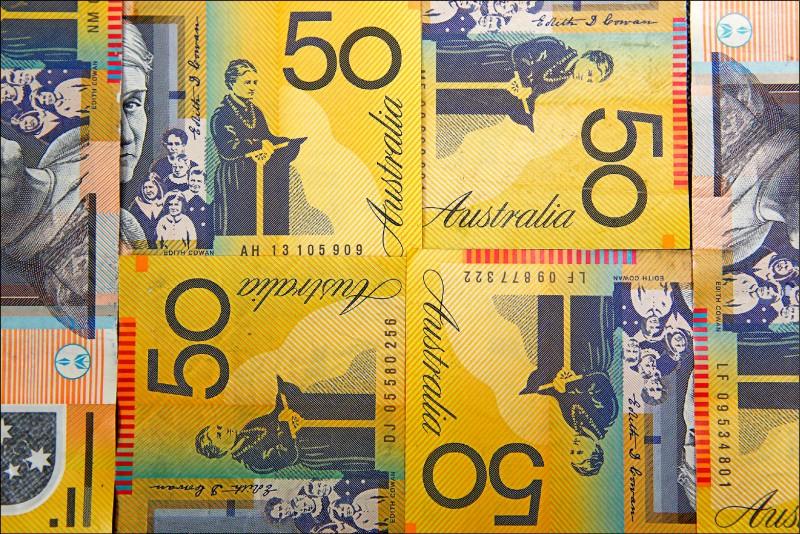 〈財經週報-台幣強升〉美元續弱 歐元英鎊澳幣卡位