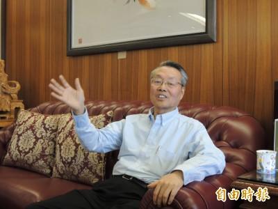 台積電今日漲停板  施振榮:半導體台灣是世界第一