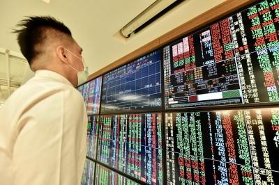 傳產、金融拖油瓶!台股收漲284點歷史新高12682點得而復失