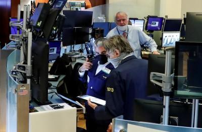 美國新紓困仍難產、大科技股本週發財報 美股週1開盤表現持平