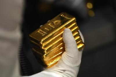 自曝已出售一半黃金 經濟學家:當前金價存在脆弱性