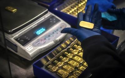 中國今年上半年黃金消費量大幅度下滑 年減38%