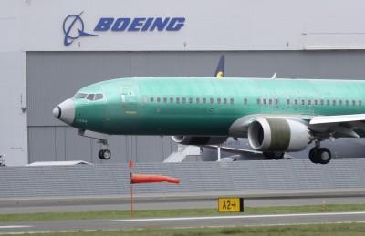 航空業大打擊  波音Q2大虧近710億