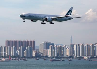 不飛了!香港國泰航空將3分之1客機轉移至澳洲停泊