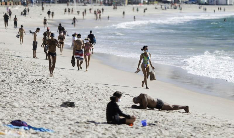 1-5月全球旅遊損失9.6兆 聯合國:5月人數下跌98%