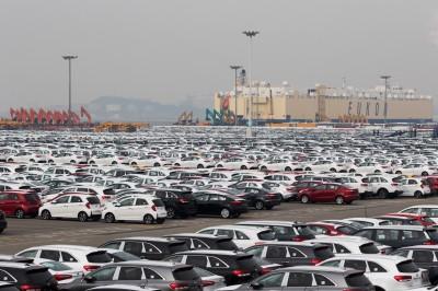 車市尚未回溫!南韓第2季汽車出口額暴跌40.6%