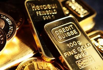 黃金9連漲止步 跌破1950美元關卡