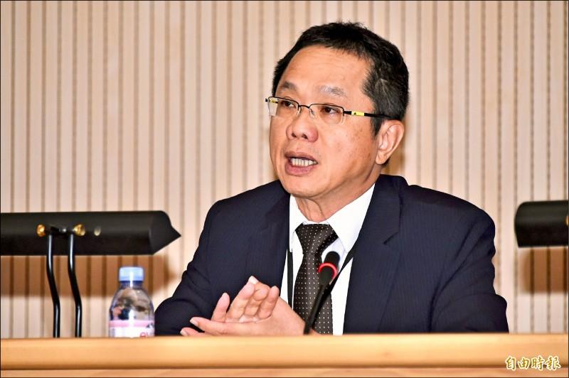 台灣資本市場論壇》證交所總經理簡立忠:權王台積電 籌資市場標竿