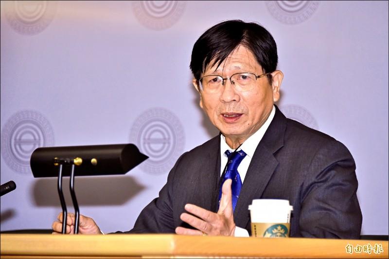 台灣資本市場論壇》福邦證董事長林火燈:制定明確藍圖 業者好依循