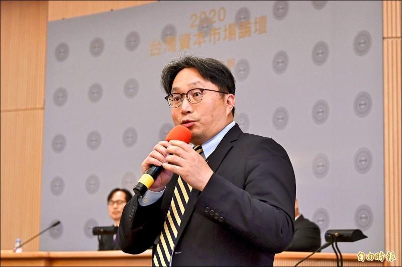台灣資本市場論壇》元大投信董事長劉宗聖:ETF屢創紀錄 經驗可輸出