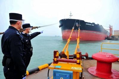 洪災、肺炎夾擊 中國進口原油油輪減至5月來最低