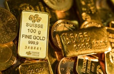 美元反彈削弱漲幅 黃金觸及近2010美元