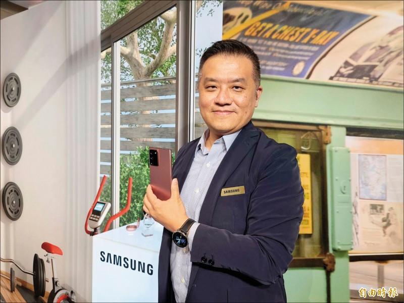 5G手機滲透率 明年拚3成