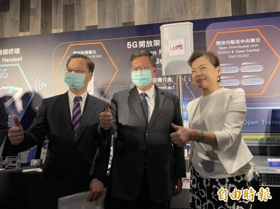 5G開放架構打破市場寡佔局面 龔明鑫:台廠新契機