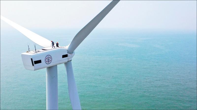 台電風機巡修隊 地表最「高」維修員