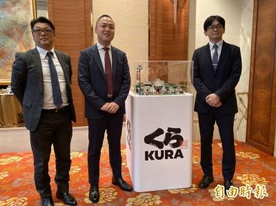 亞洲藏壽司9月中掛牌 為首家來台掛牌的日本餐飲集團