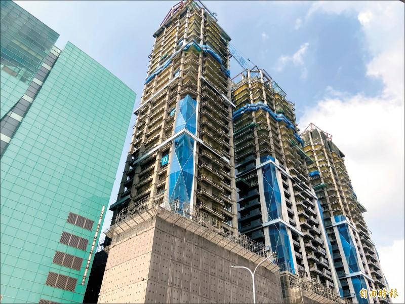 今年前7月北市新建案 都更、危老占65%創新高