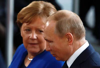 從克里米亞到納瓦尼  CNN:歐洲難捨俄國便宜天然氣