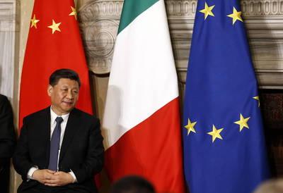 義大利「棄中回歐」 與歐盟同陣線對中國強硬