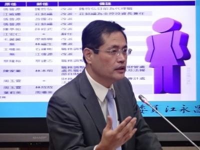 新光壽吳東進被拔 江永昌要求「資負會」成員不能接新董座
