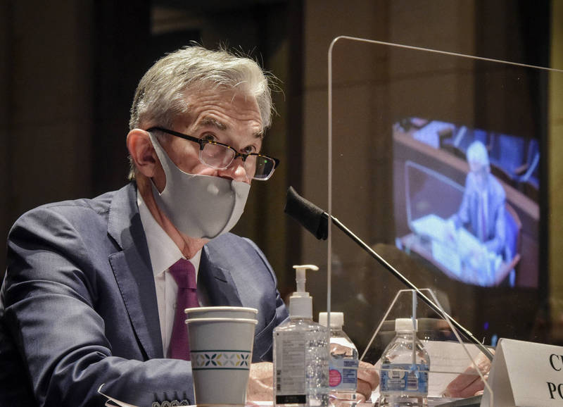 美大選前最後一次決策 Fed宣布維持近零利率