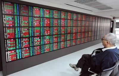 台積電軟腳 台股跌近70點朝12900點回測
