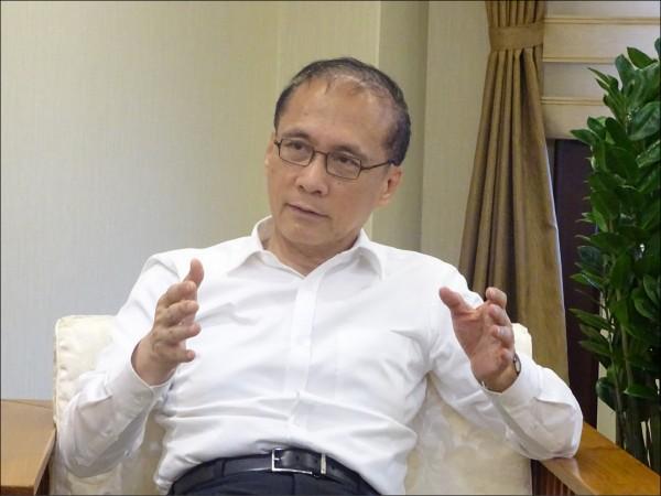 林全出任台灣東洋董座