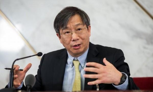中國人民銀行新行長 李克強提名易綱