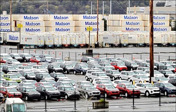美外交官居中協調 美歐汽車關稅可望解套