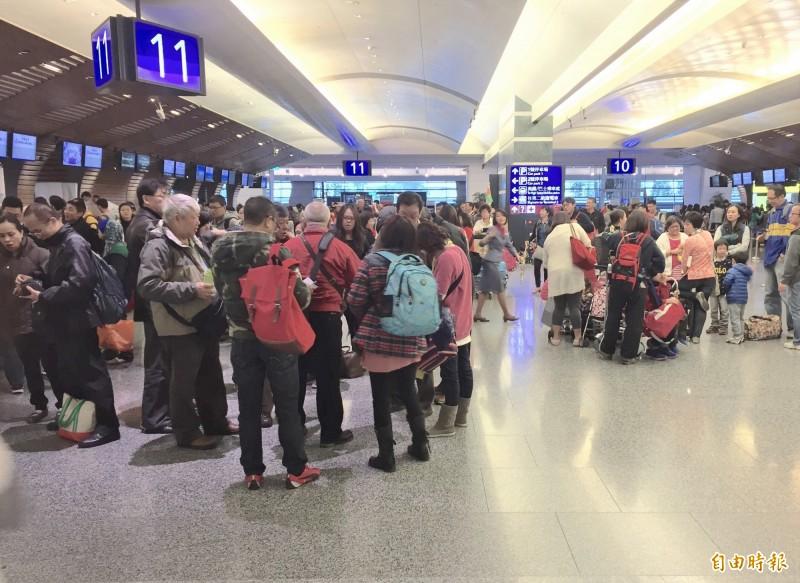 颱風亂航班》從台灣出發 旅遊不便險恐不理賠